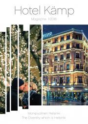 Hotel K�mp Magazine