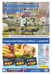 Kirkkonummen sanomat