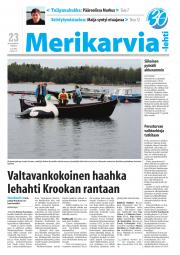 Merikarvia-lehti