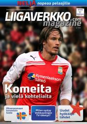 Liigaverkko Magazine