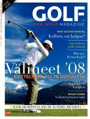 Pro Golf Magazine (Näyte)