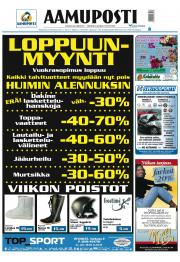Aamuposti Hyvink