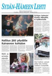 Sydän-Hämeen Lehti 13.05.2011