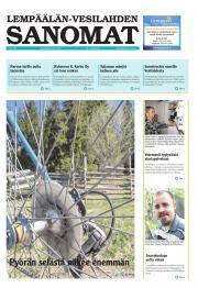 Lempäälän-Vesilahden Sanomat 16.05.2011