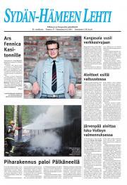 Sydän-Hämeen Lehti 17.05.2011