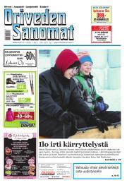 Oriveden Sanomat 27.01.2016