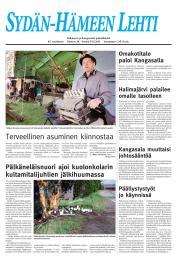 Sydän-Hämeen Lehti 20.05.2011