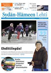 Sydän-Hämeen Lehti 10.02.2016