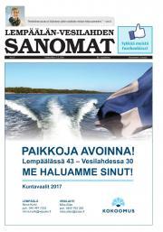 Lempäälän-Vesilahden Sanomat 03.02.2016