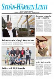 Sydän-Hämeen Lehti 24.05.2011