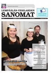 Lempäälän-Vesilahden Sanomat 17.02.2016
