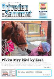 Oriveden Sanomat 17.02.2016