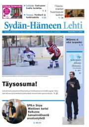 Sydän-Hämeen Lehti 17.02.2016