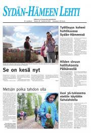 Sydän-Hämeen Lehti 27.05.2011