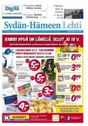 Sydän-Hämeen Lehti 24.02.2016