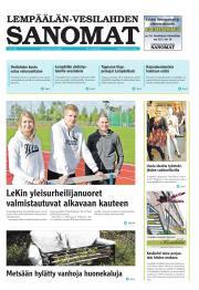 Lempäälän-Vesilahden Sanomat 30.05.2011