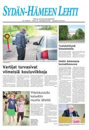Sydän-Hämeen Lehti 31.05.2011