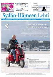 Sydän-Hämeen Lehti 02.03.2016