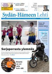 Sydän-Hämeen Lehti 09.03.2016