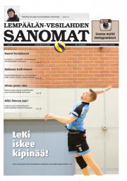 Lempäälän-Vesilahden Sanomat 09.03.2016