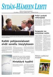 Sydän-Hämeen Lehti 04.06.2011