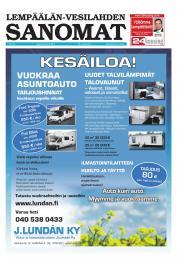 Lempäälän-Vesilahden Sanomat 06.06.2011