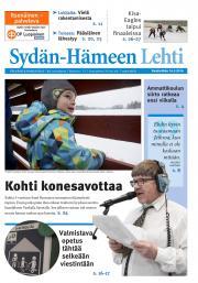 Sydän-Hämeen Lehti 16.03.2016