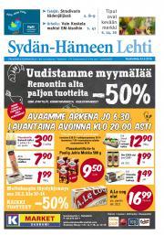 Sydän-Hämeen Lehti 23.03.2016