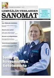 Lempäälän-Vesilahden Sanomat 23.03.2016