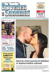 Oriveden Sanomat 23.03.2016