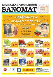 Lempäälän-Vesilahden Sanomat 09.06.2011