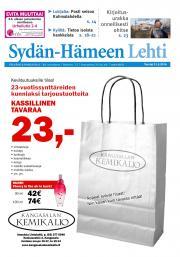Sydän-Hämeen Lehti 31.03.2016