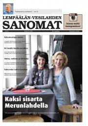 Lempäälän-Vesilahden Sanomat 31.03.2016