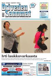 Oriveden Sanomat 31.03.2016