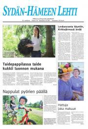 Sydän-Hämeen Lehti 11.06.2011