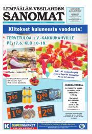 Lempäälän-Vesilahden Sanomat 16.06.2011