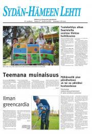 Sydän-Hämeen Lehti 16.06.2011