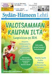 Sydän-Hämeen Lehti 20.04.2016