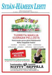 Sydän-Hämeen Lehti 18.06.2011