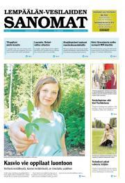 Lempäälän-Vesilahden Sanomat 20.06.2011