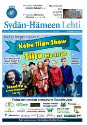 Sydän-Hämeen Lehti 27.04.2016