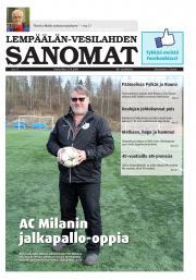 Lempäälän-Vesilahden Sanomat 27.04.2016