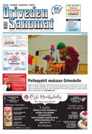 Oriveden Sanomat 27.04.2016