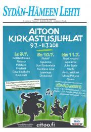 Sydän-Hämeen Lehti 22.06.2011