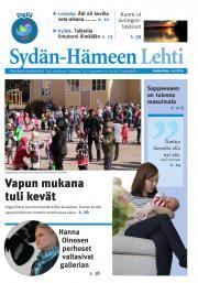 Sydän-Hämeen Lehti 04.05.2016