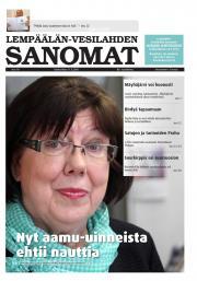 Lempäälän-Vesilahden Sanomat 11.05.2016