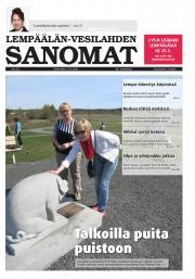 Lempäälän-Vesilahden Sanomat 18.05.2016