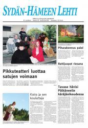 Sydän-Hämeen Lehti 30.06.2011