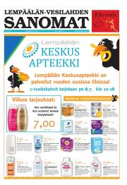 Lempäälän-Vesilahden Sanomat 04.07.2011