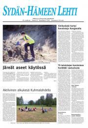 Sydän-Hämeen Lehti 02.07.2011